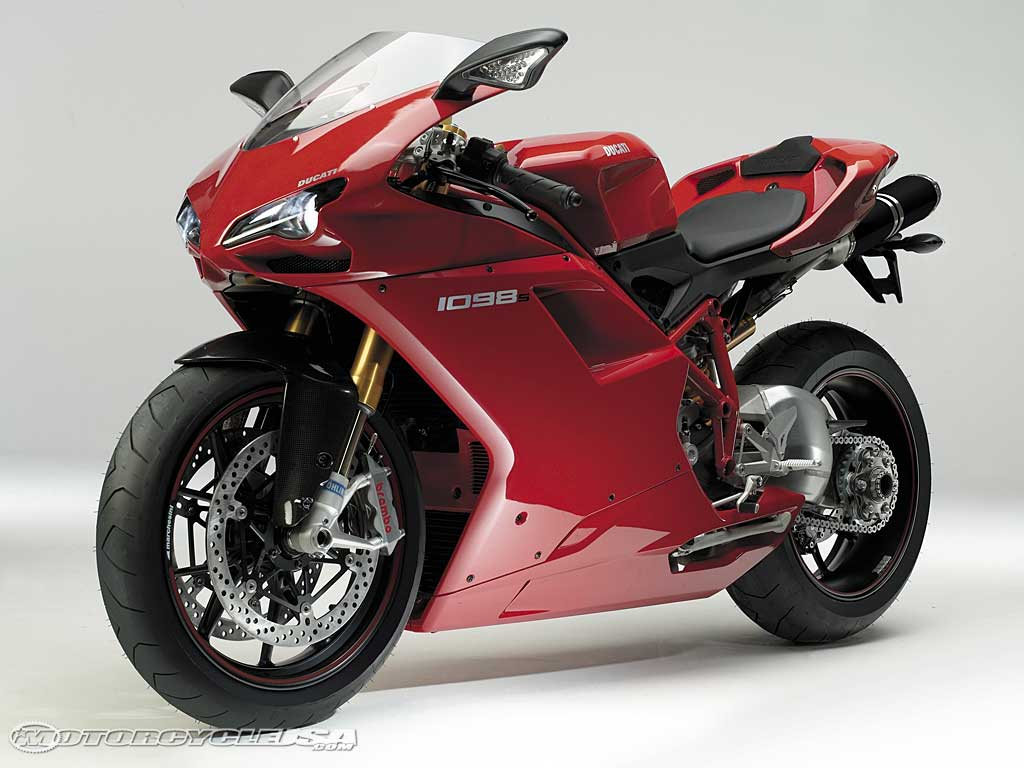 Ducati Superbike 1098 S Tricolore wallpapers #12044