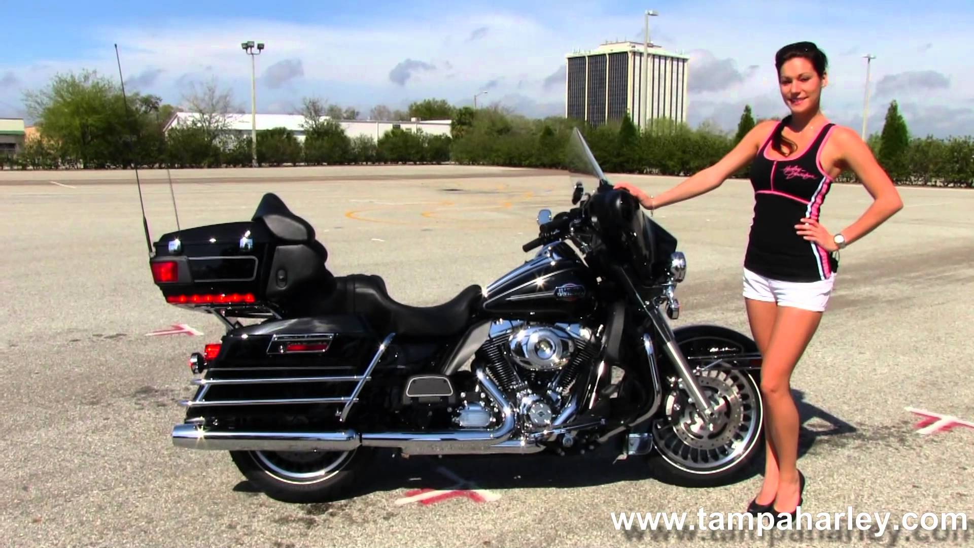 Harley-Davidson FLHTC Electra Glide Classic 2013 pics #19891