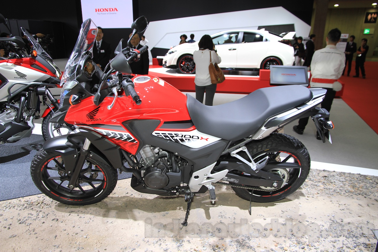 Honda 400 X 2015 wallpapers #134945