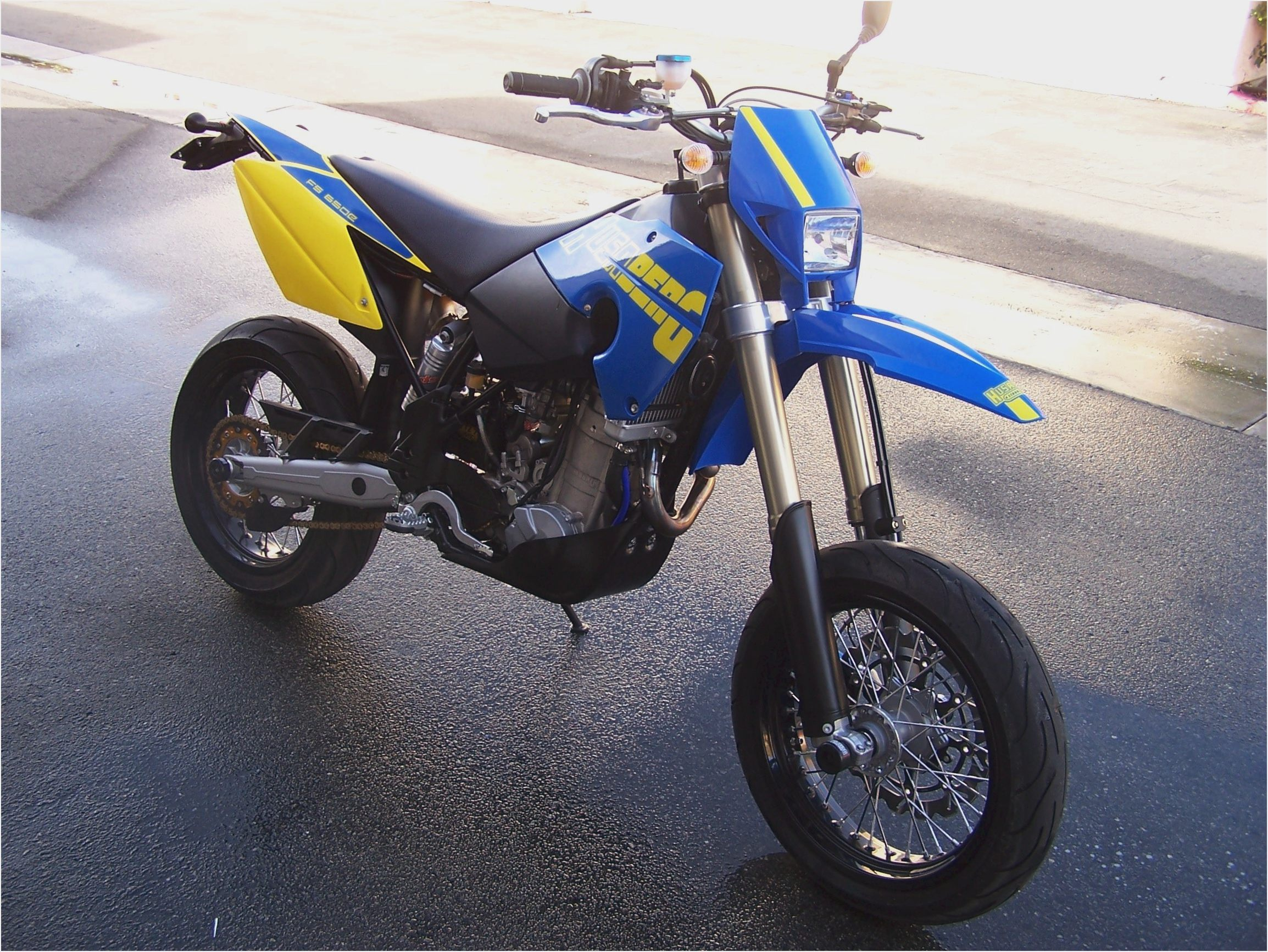 Husaberg FE 650 E 2009 wallpapers #142979