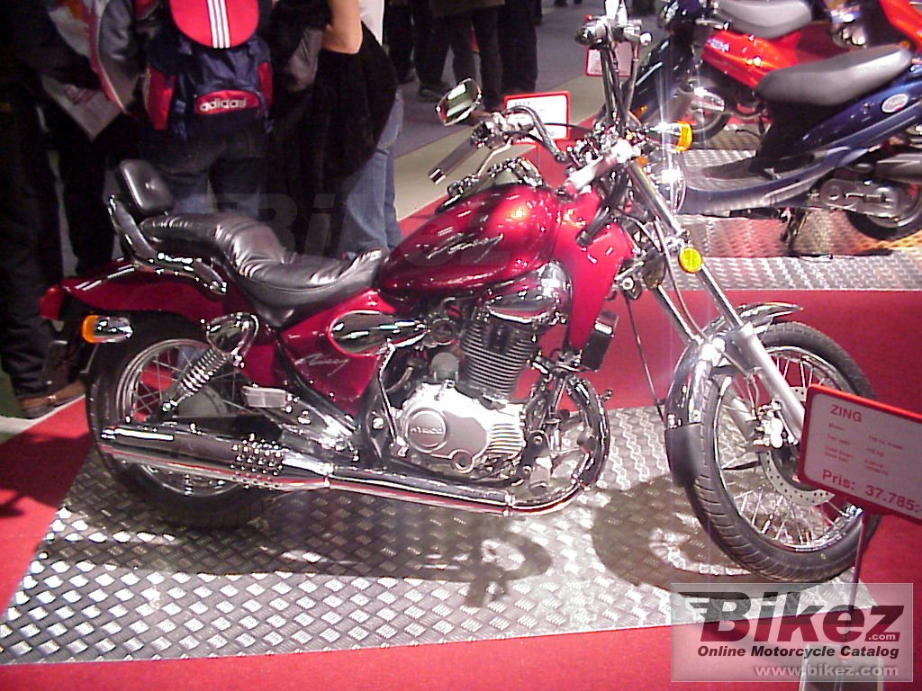 Kymco Cruiser 125 images #101176