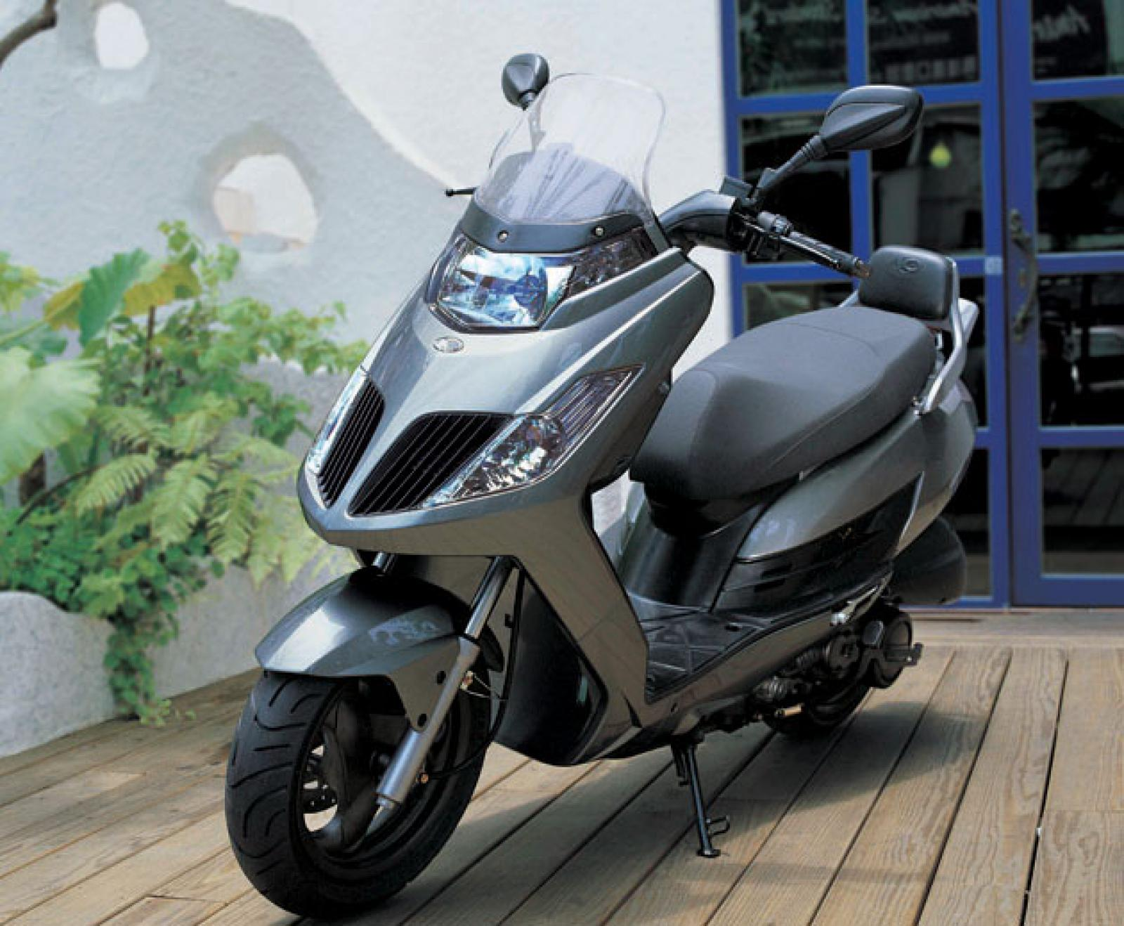 Kymco Yager 200 images #102063