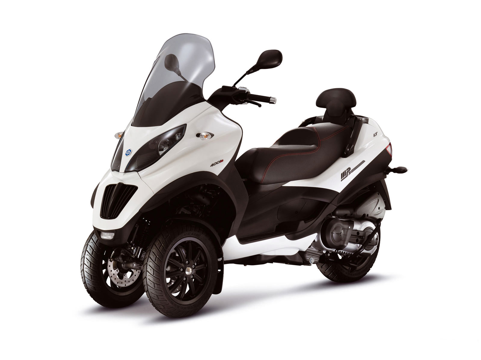 Piaggio MP3 Touring 400 2012 wallpapers #141593