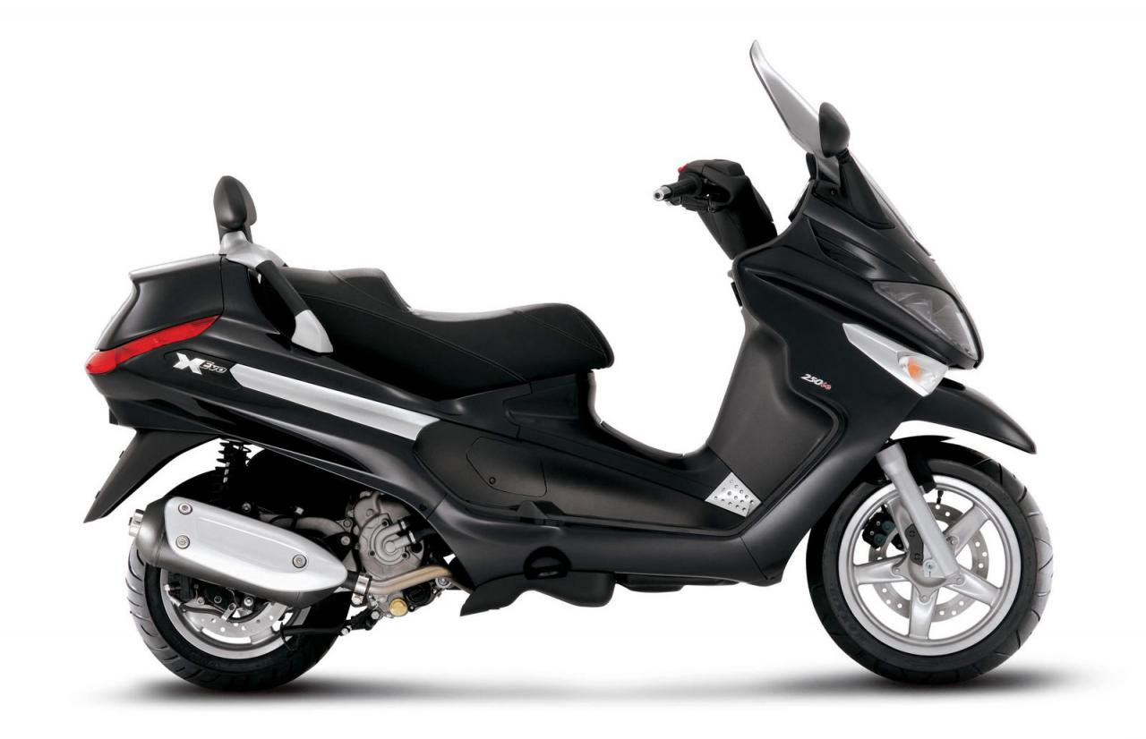 Piaggio X9 Evolution 500 wallpapers #161524