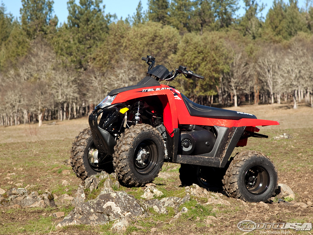 Polaris Trail Boss 330 2008 images #169657