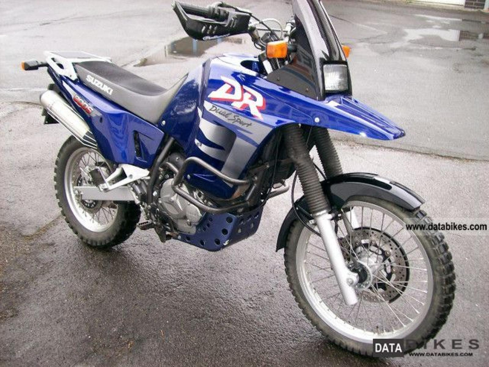 1999 suzuki dr 800 s pics specs and information. Black Bedroom Furniture Sets. Home Design Ideas