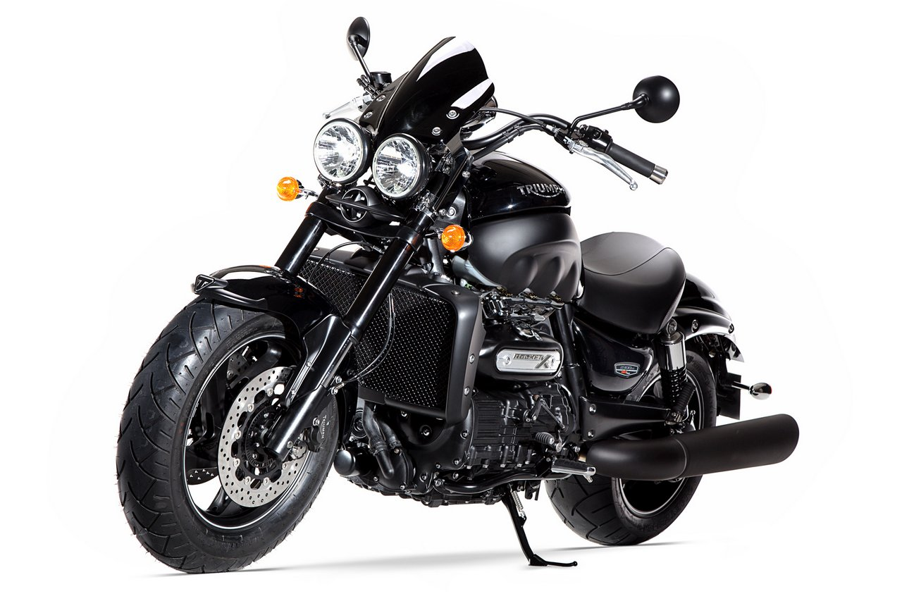 Triumph Rocket III 2004 images #125258
