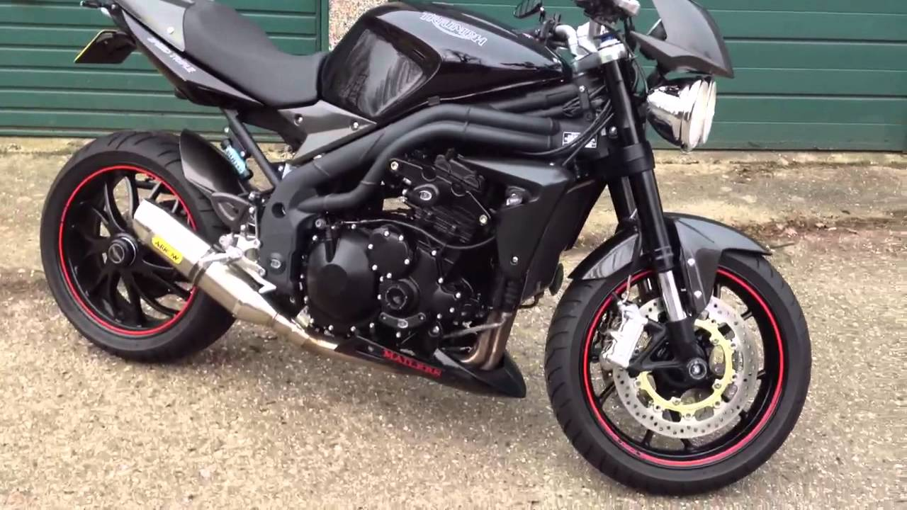 Triumph Speed Triple 1050 2007 images #125854