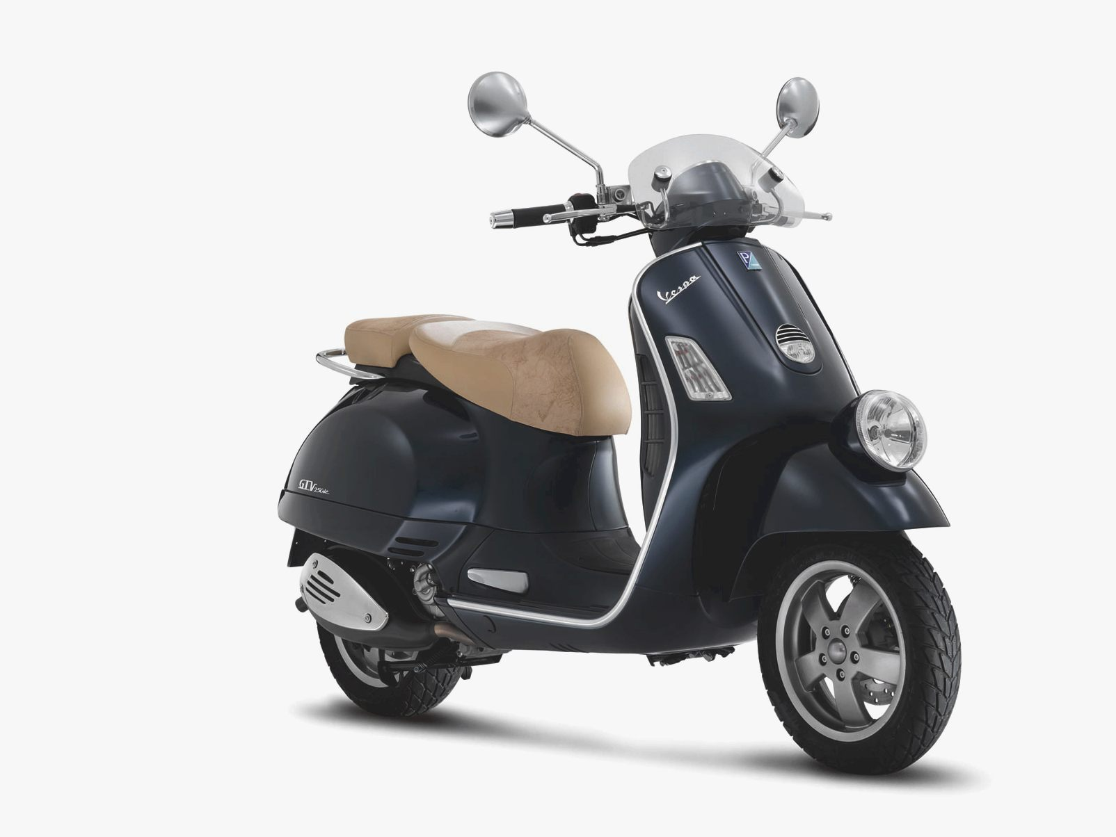 Vespa GTV 250 ie Sidecar wallpapers #129689