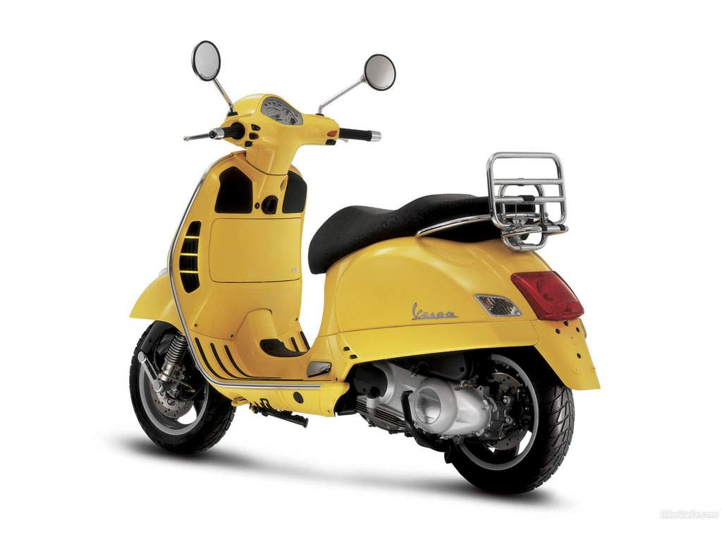 Vespa LXV 125 2007 wallpapers #129589