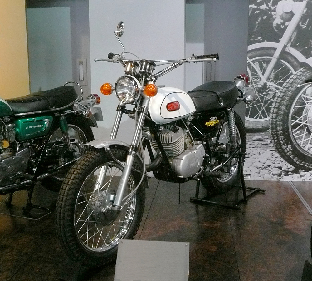 Yamaha AT 125 1970 images #155470