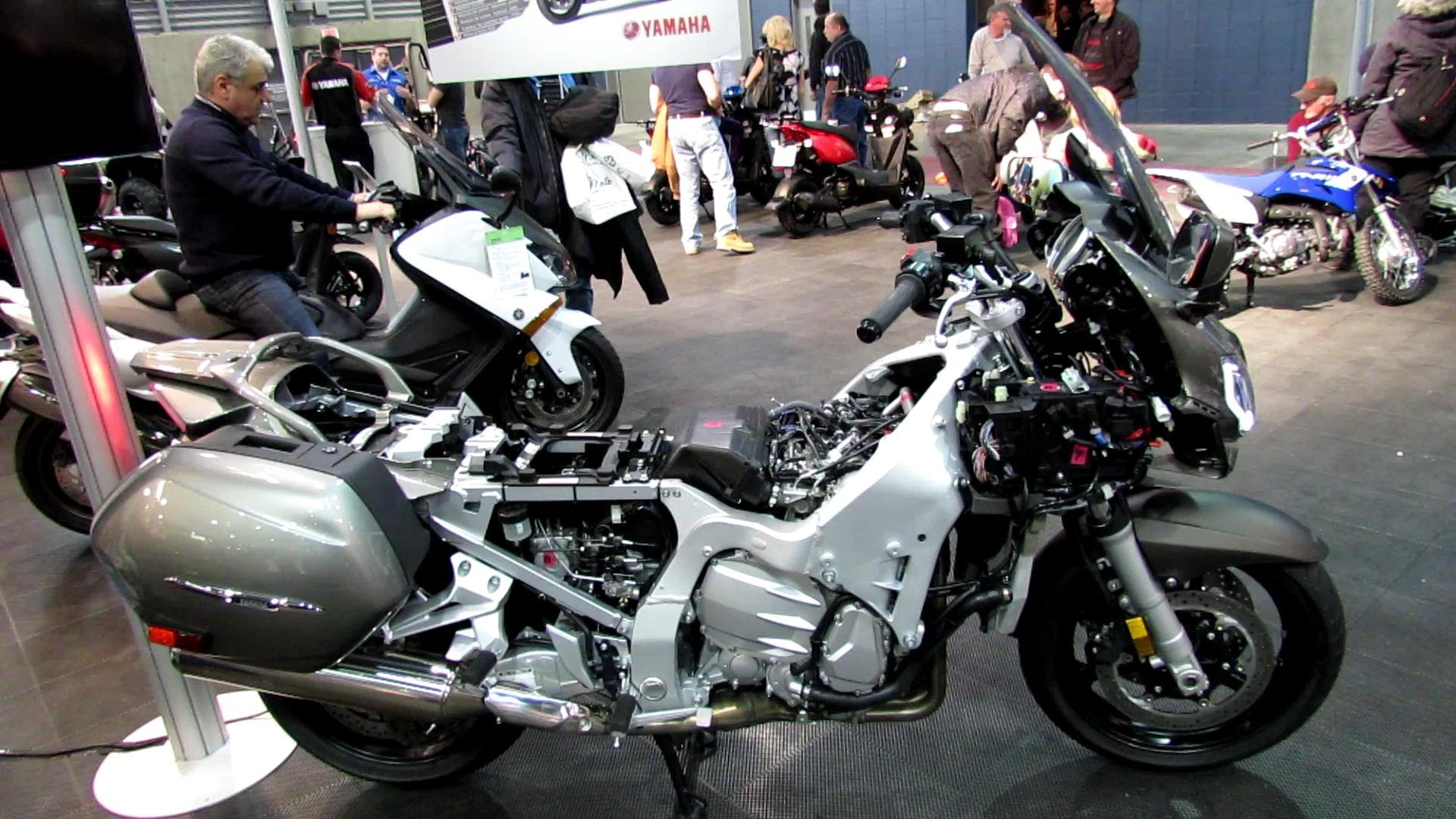 Yamaha FJR 1300 AS 2013 pics #58589