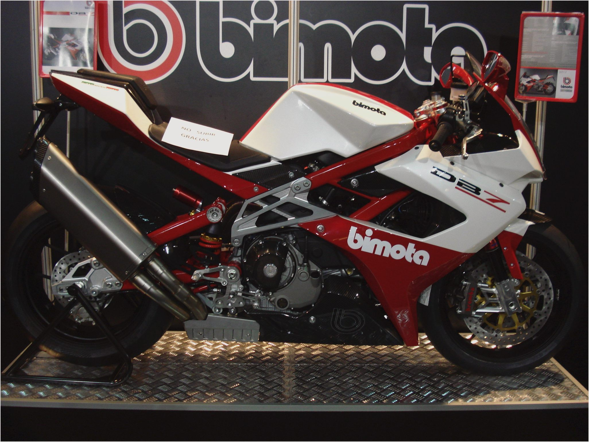 Bimota DB 7 wallpapers #137126