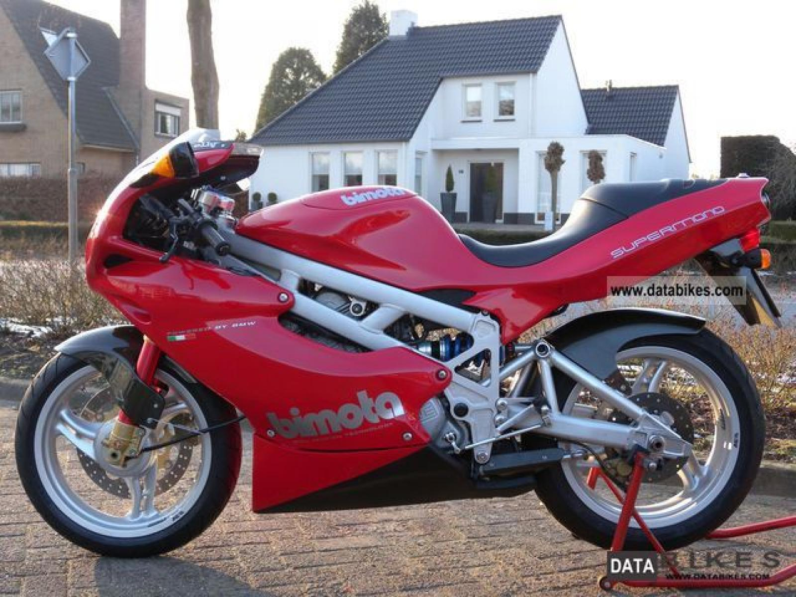 Bimota Supermono 1998 wallpapers #137323