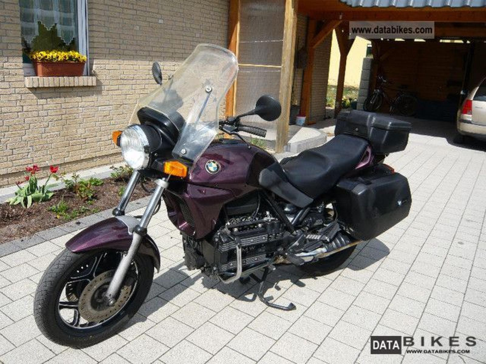 BMW K75RT images #5107