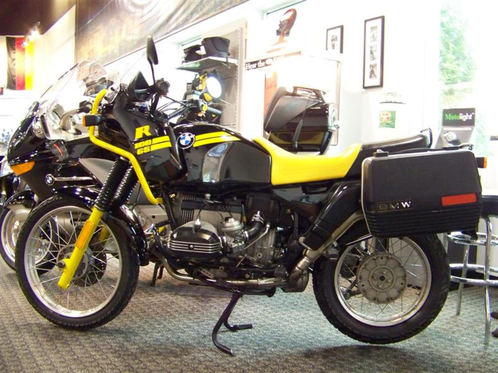 BMW R100GS 1988 images #30798