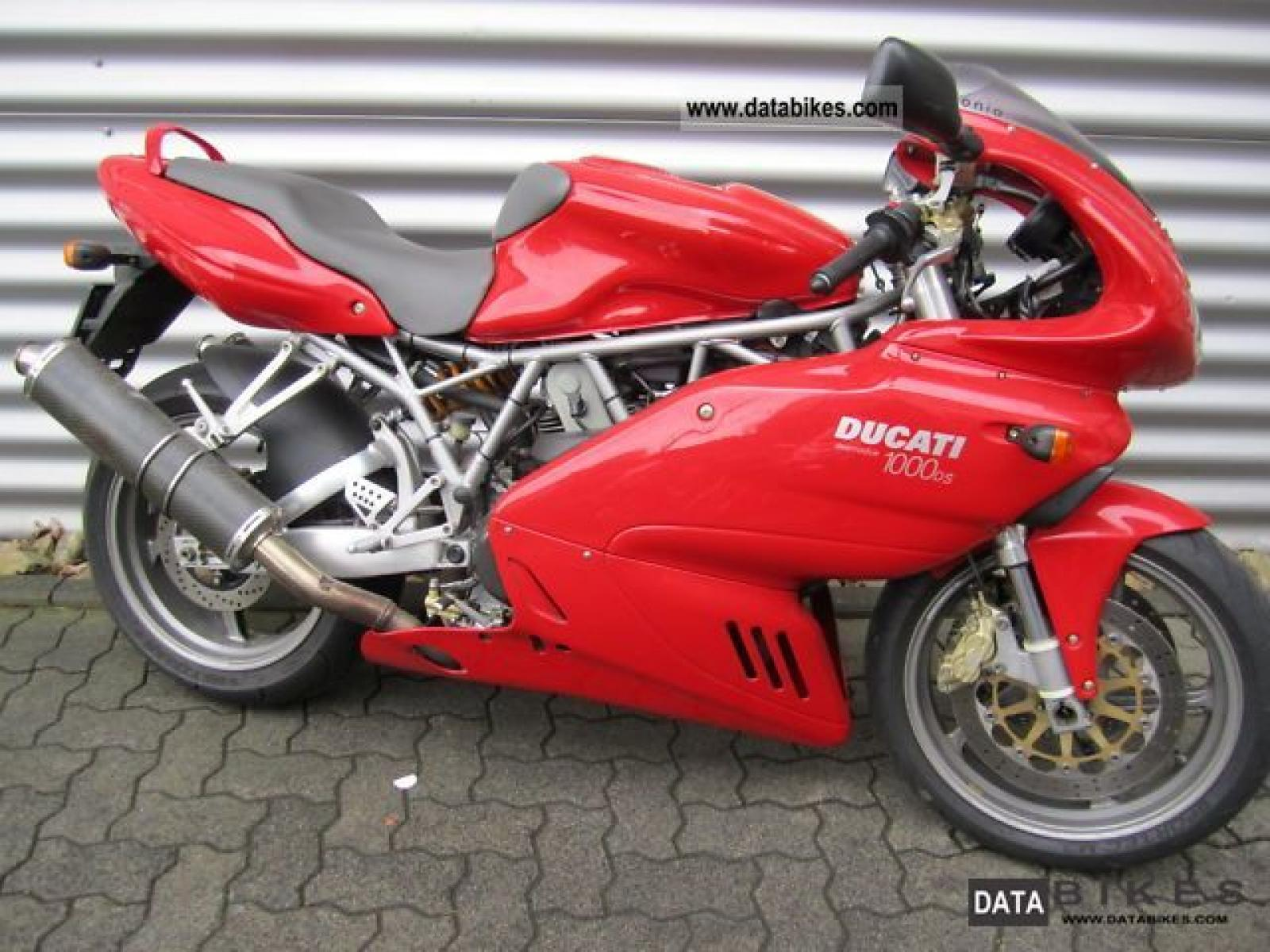 Ducati 800 Sport 2004 wallpapers #17512