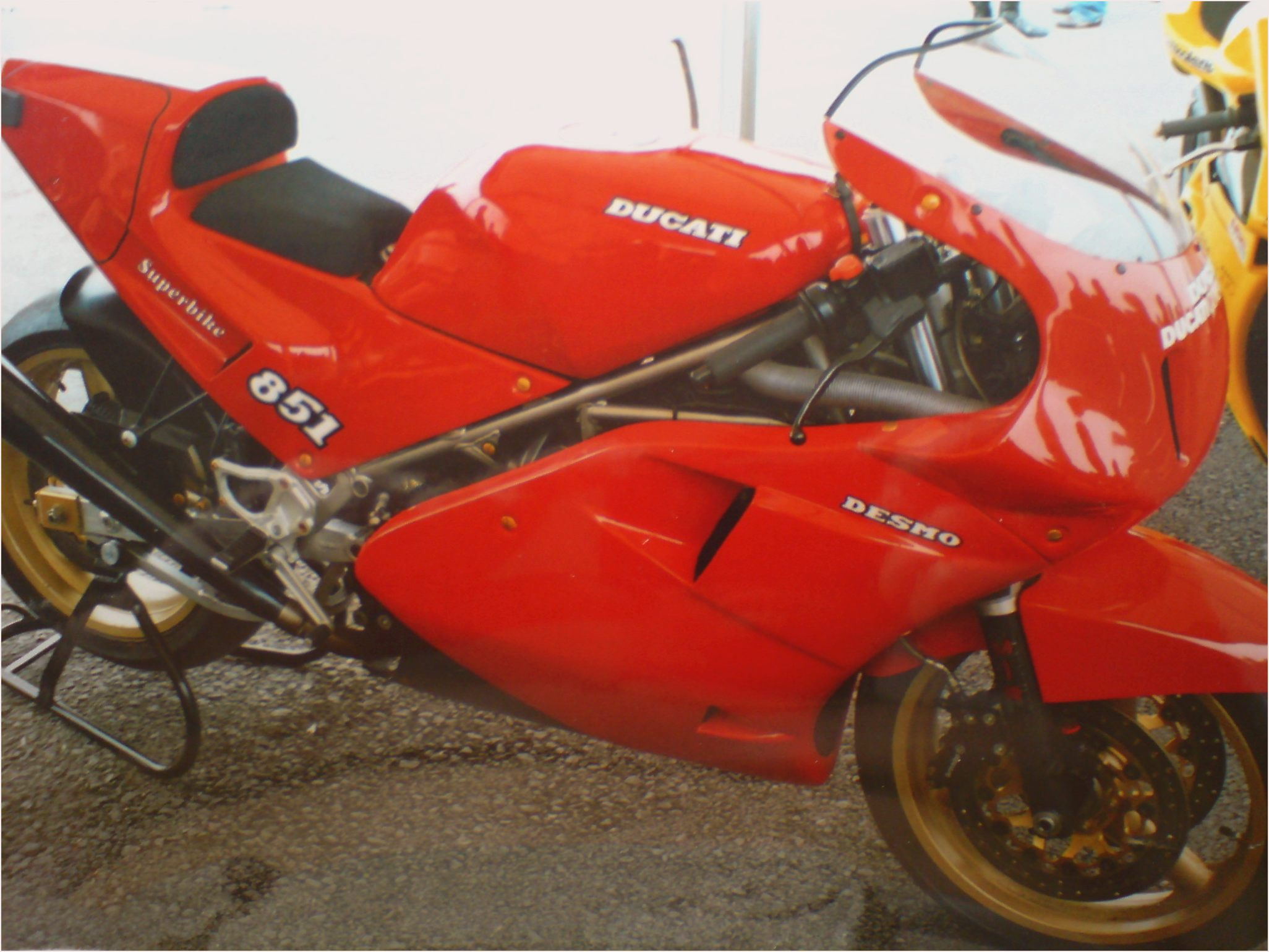 Ducati 851 SP 3 wallpapers #10654