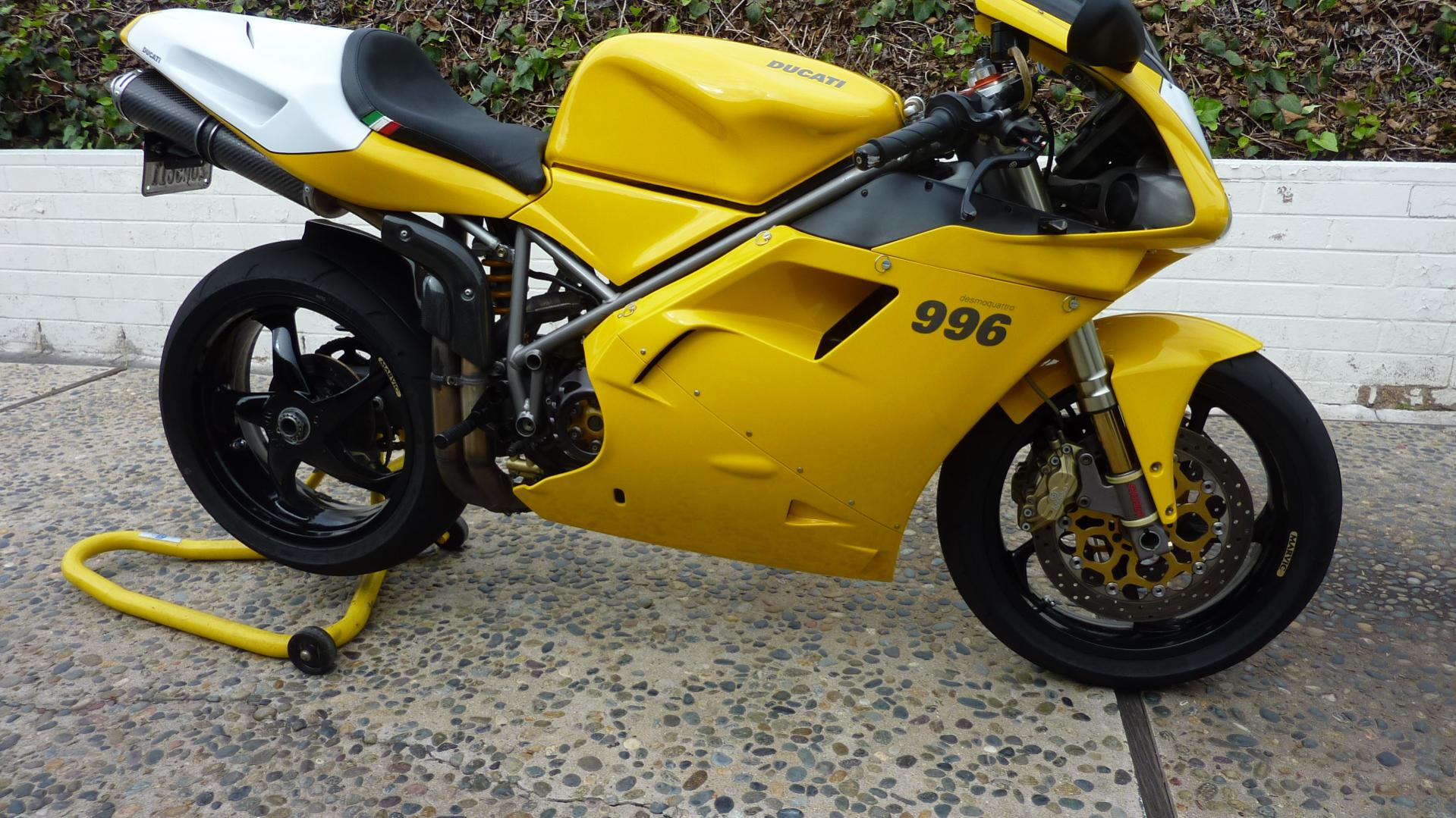 Ducati 996 2000 wallpapers #11248
