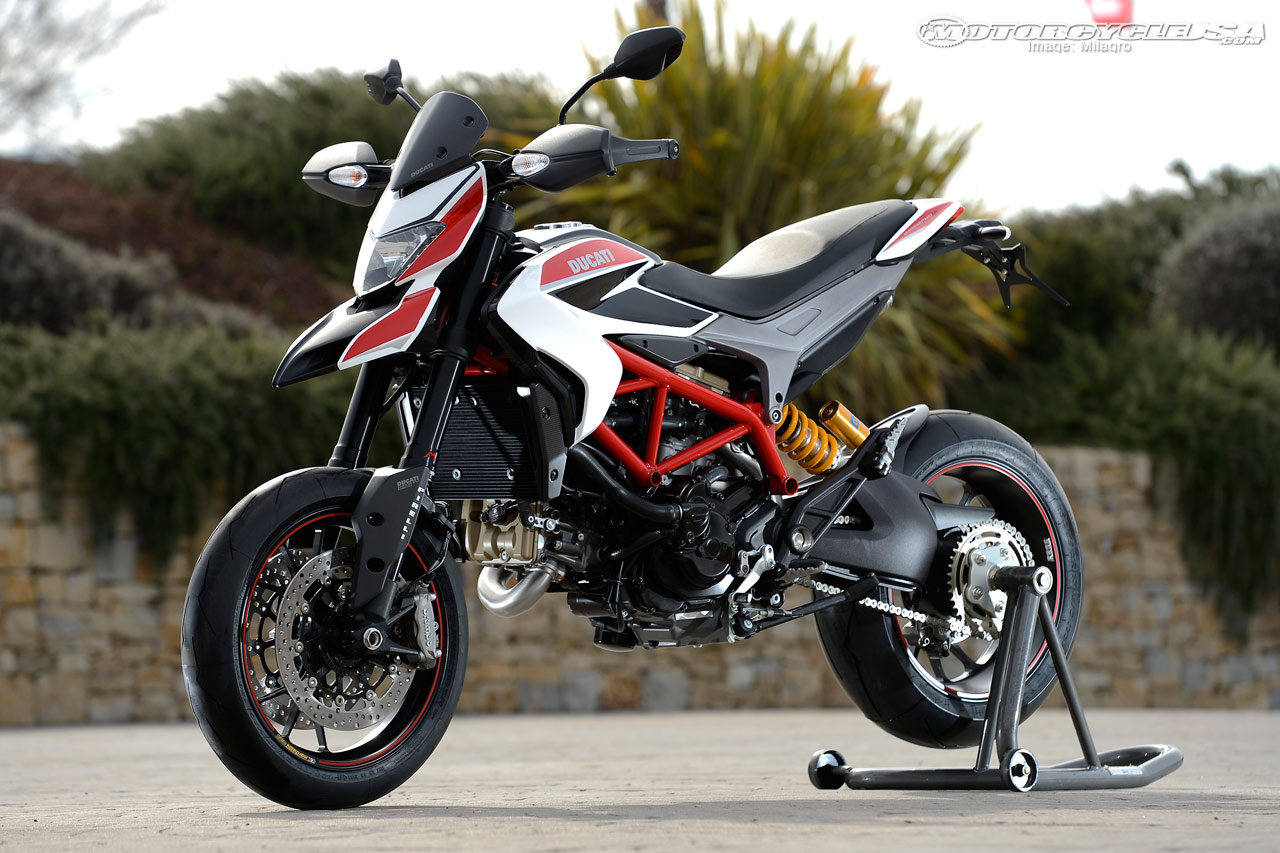Ducati Hyperstrada 2013 wallpapers #13337