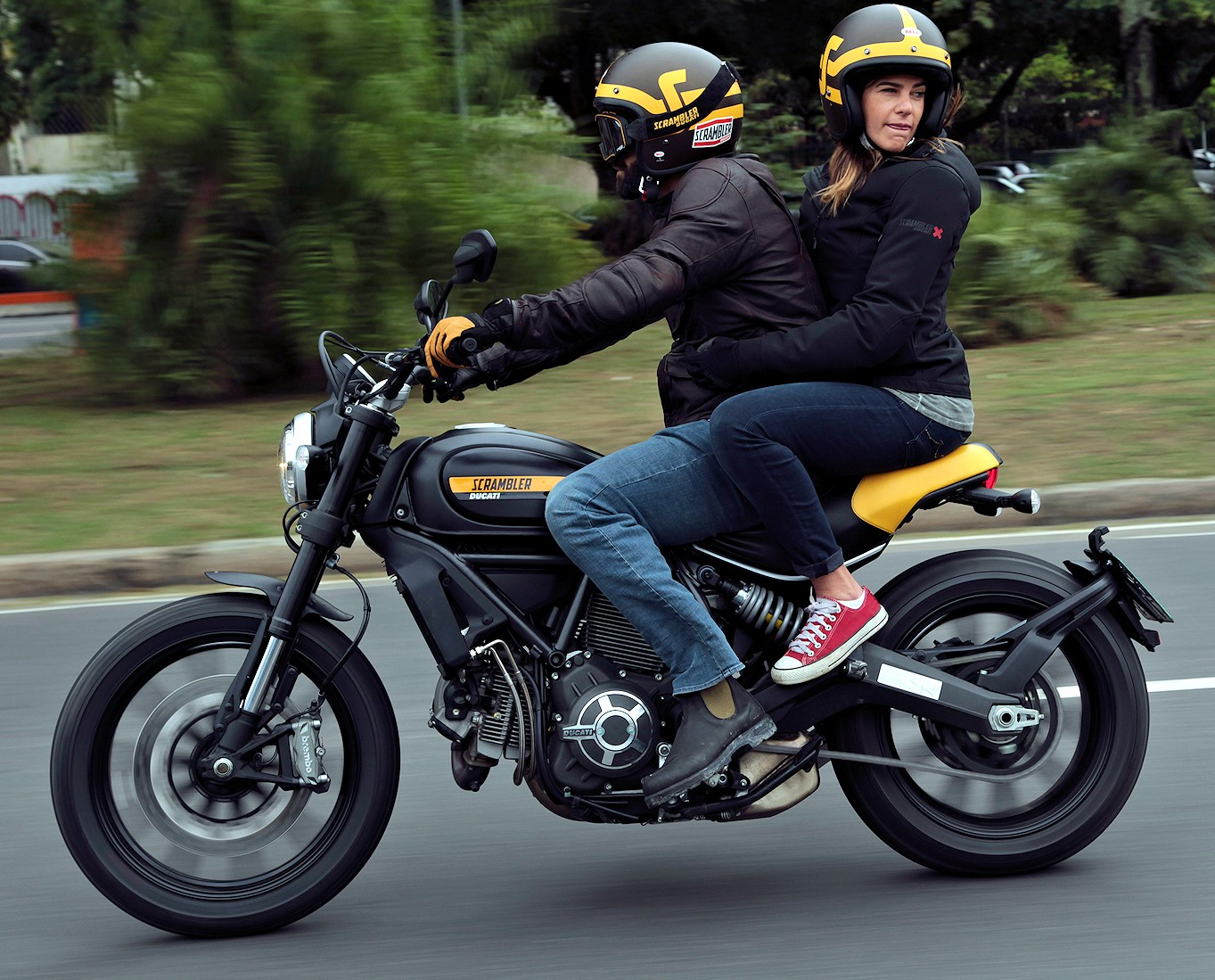 Ducati Scrambler Full Throttle 2015 wallpapers #13437