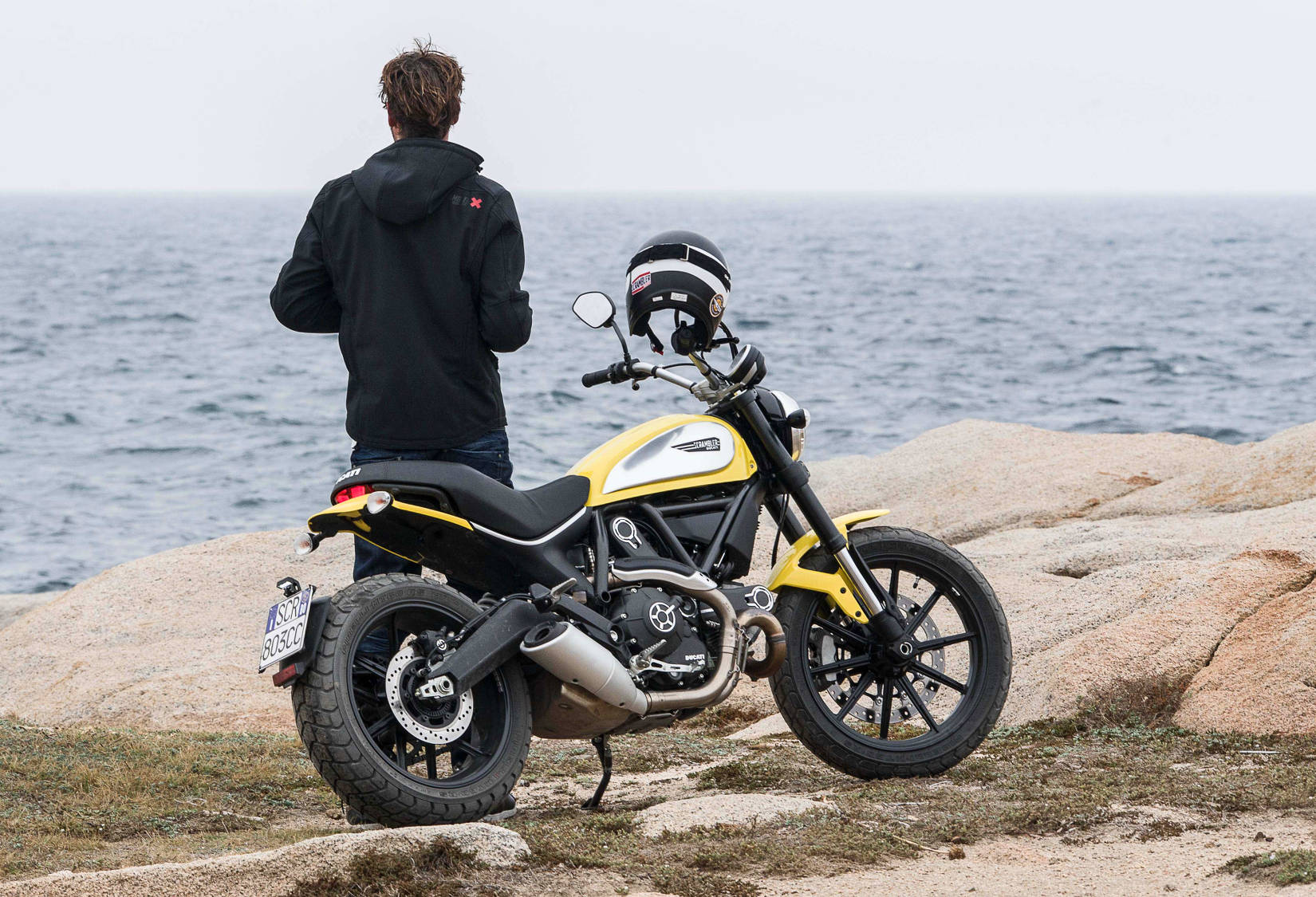 Ducati Scrambler Urban Enduro 2015 wallpapers #13536