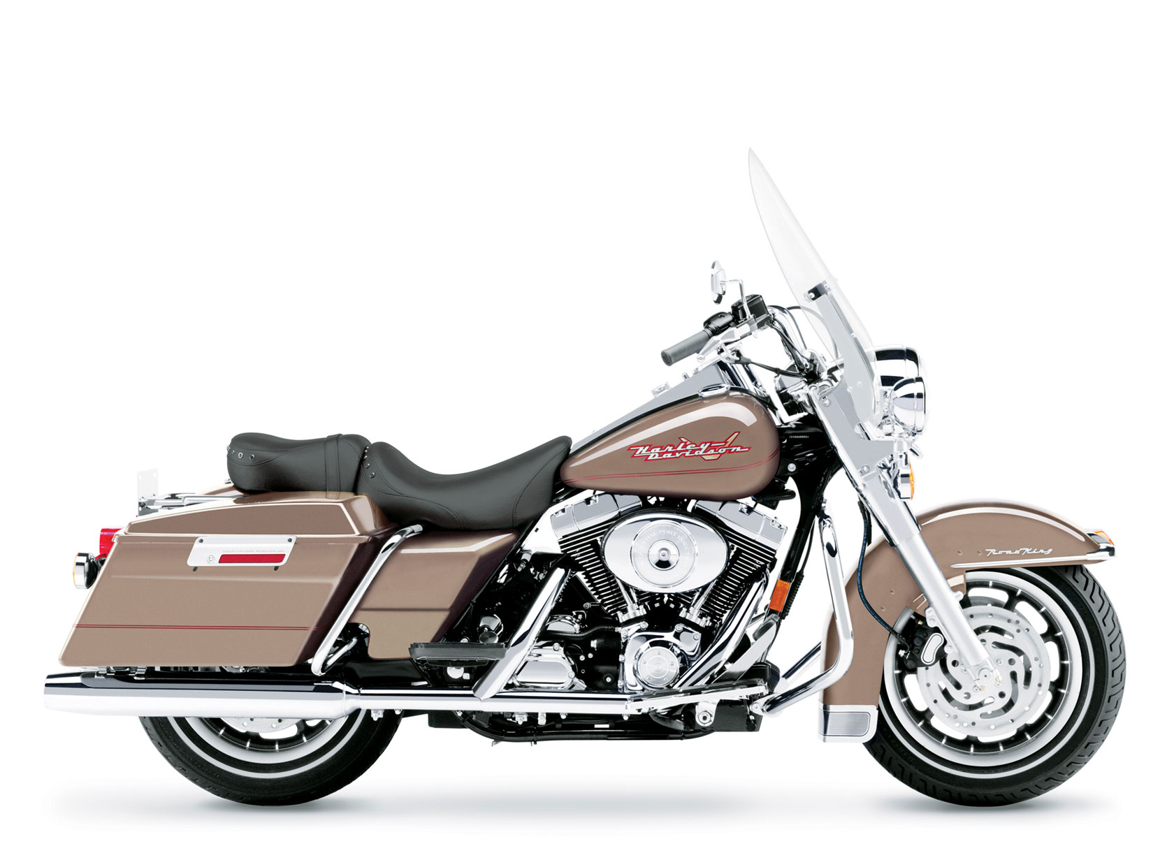 Harley-Davidson FLHRC Road King Classic pics #17015