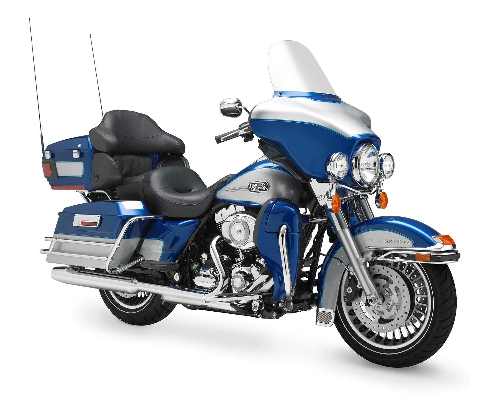 2005 electra glide classic weight loss