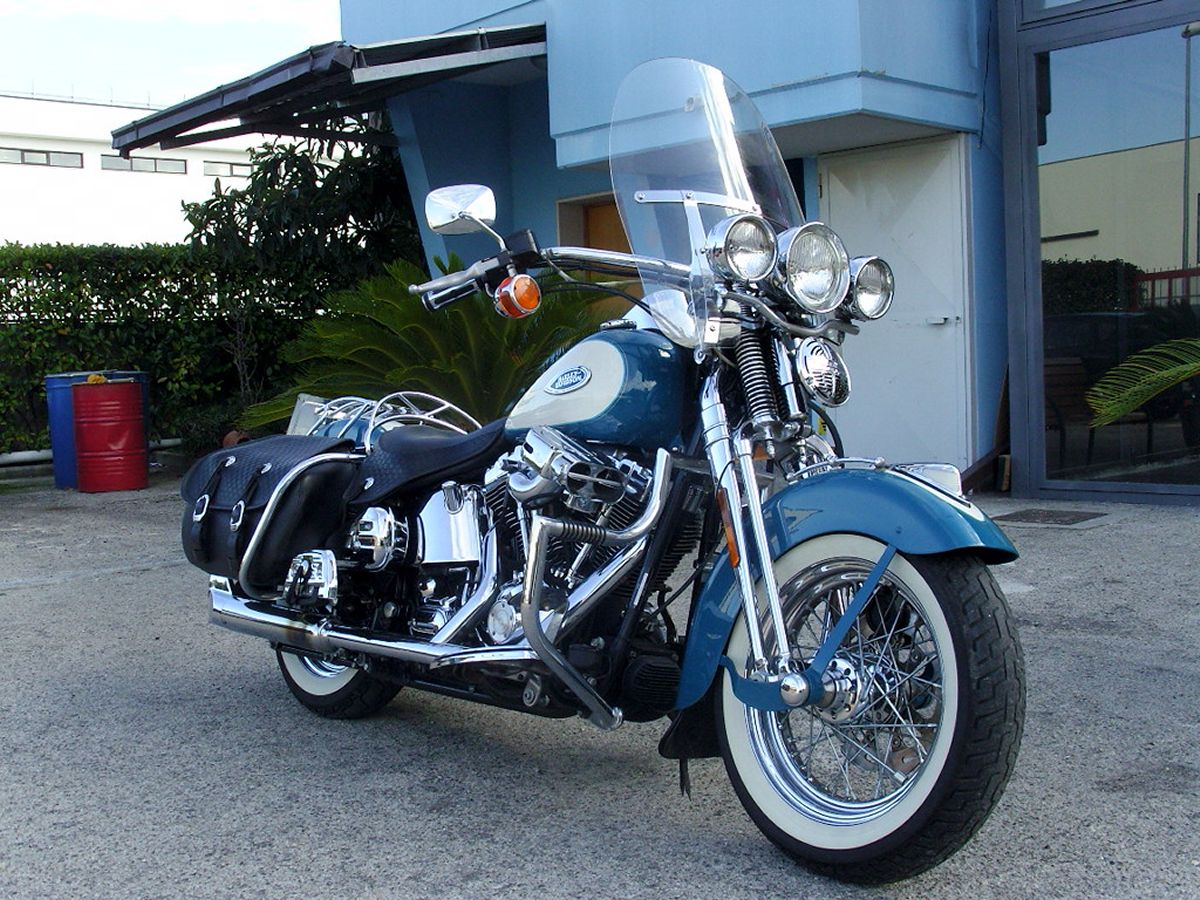 Harley-Davidson FLHTC Electra Glide Classic 2001 pics #17710