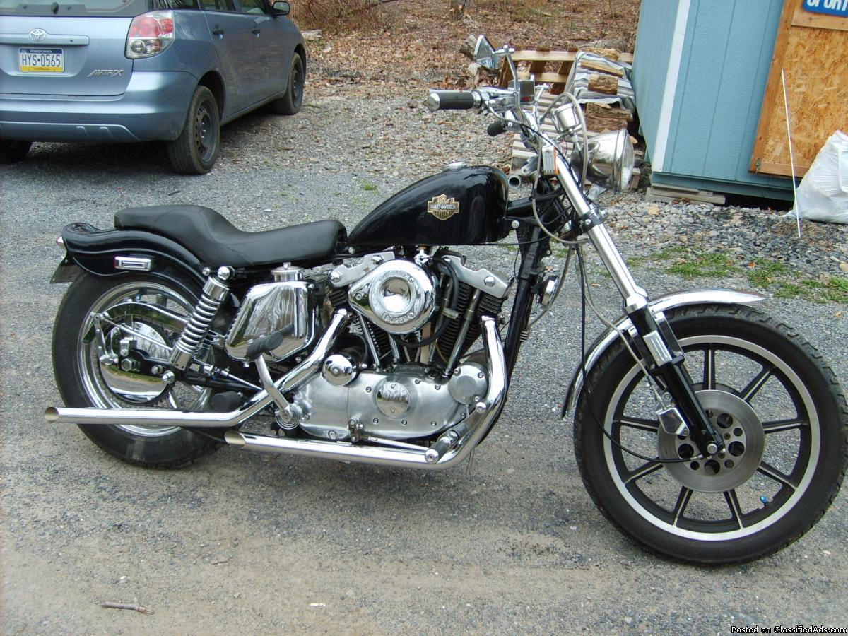 1971 Harley Davidson Xlh 900 Sportster Pics Specs 145657 Pictures