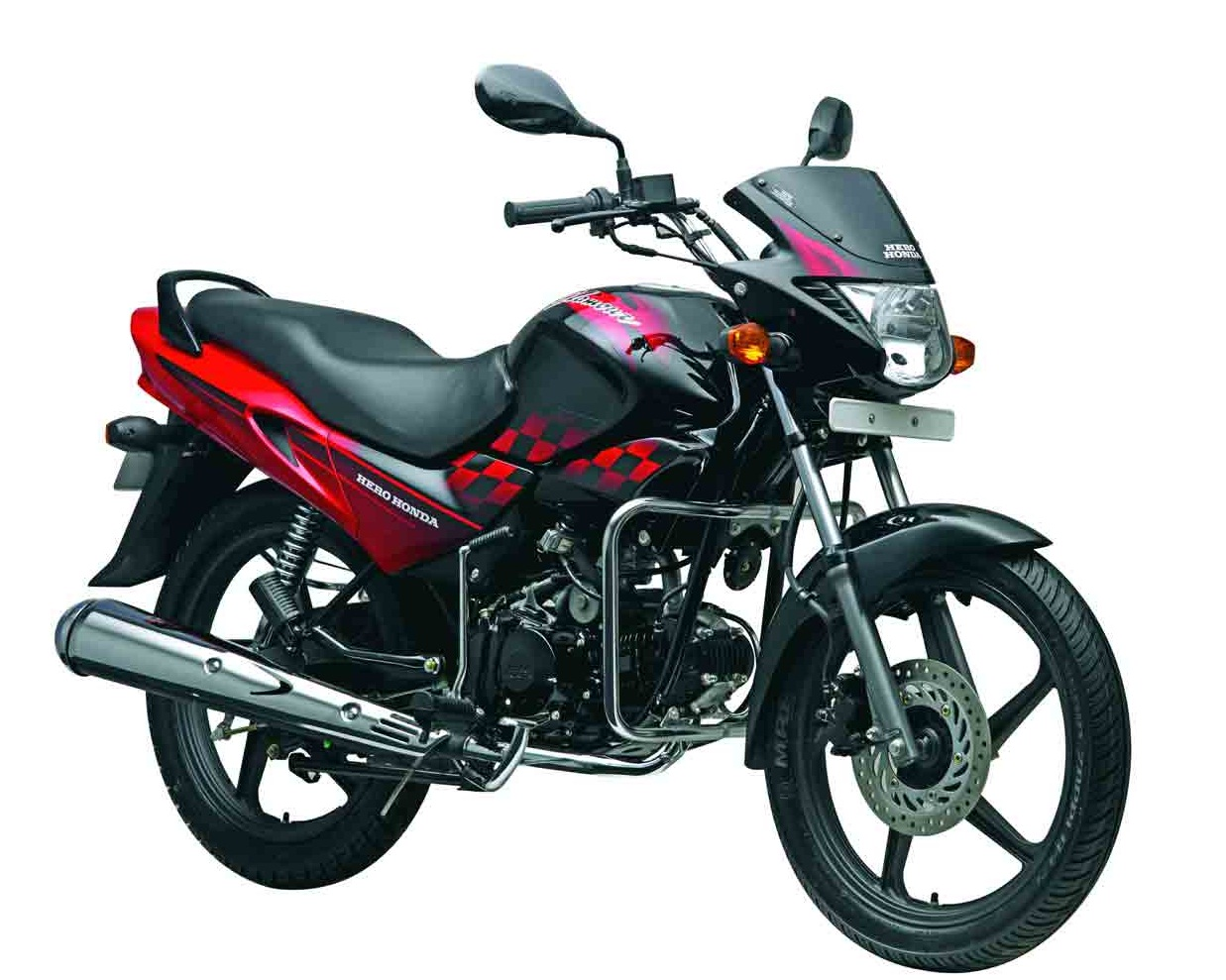 Hero Honda 125 Super Splendor images #74809