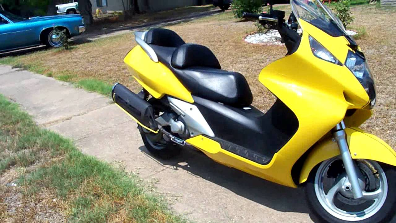 Honda Silver Wing 2007 images #83025