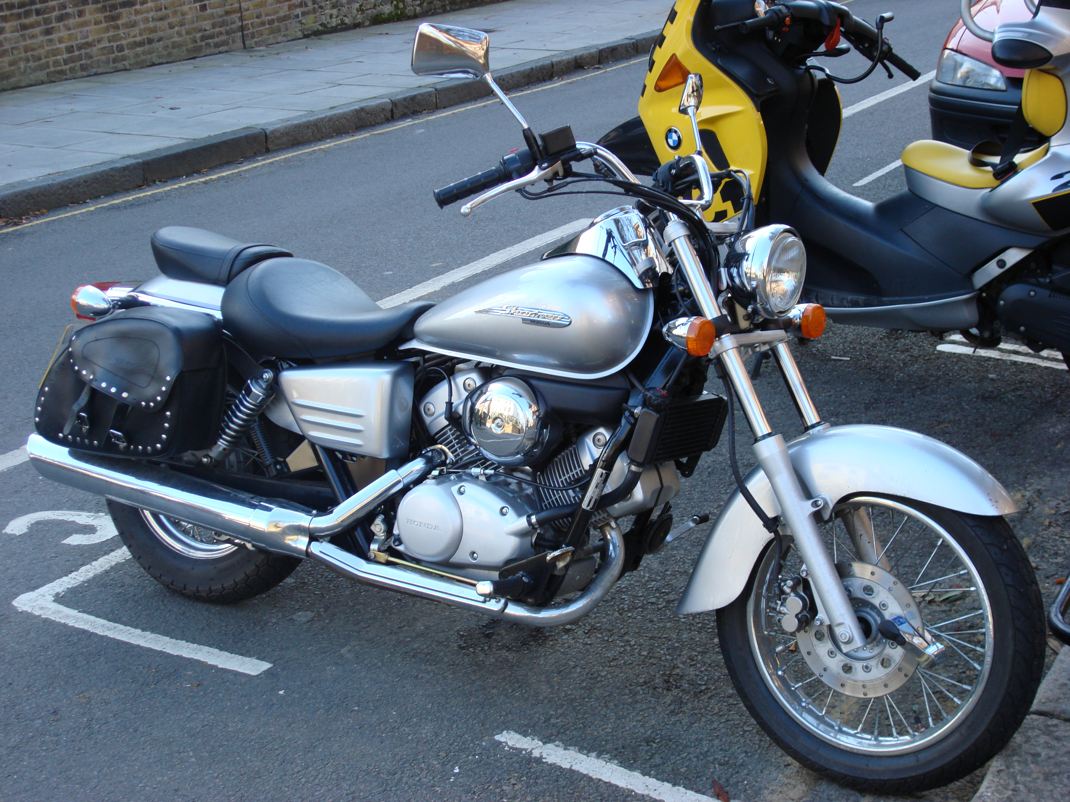 Honda Vf 750 C Shadow Pics Specs And List Of Seriess By Year