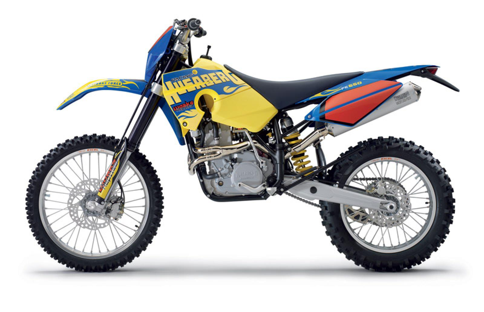 Husaberg FC 550 / 6 wallpapers #137521