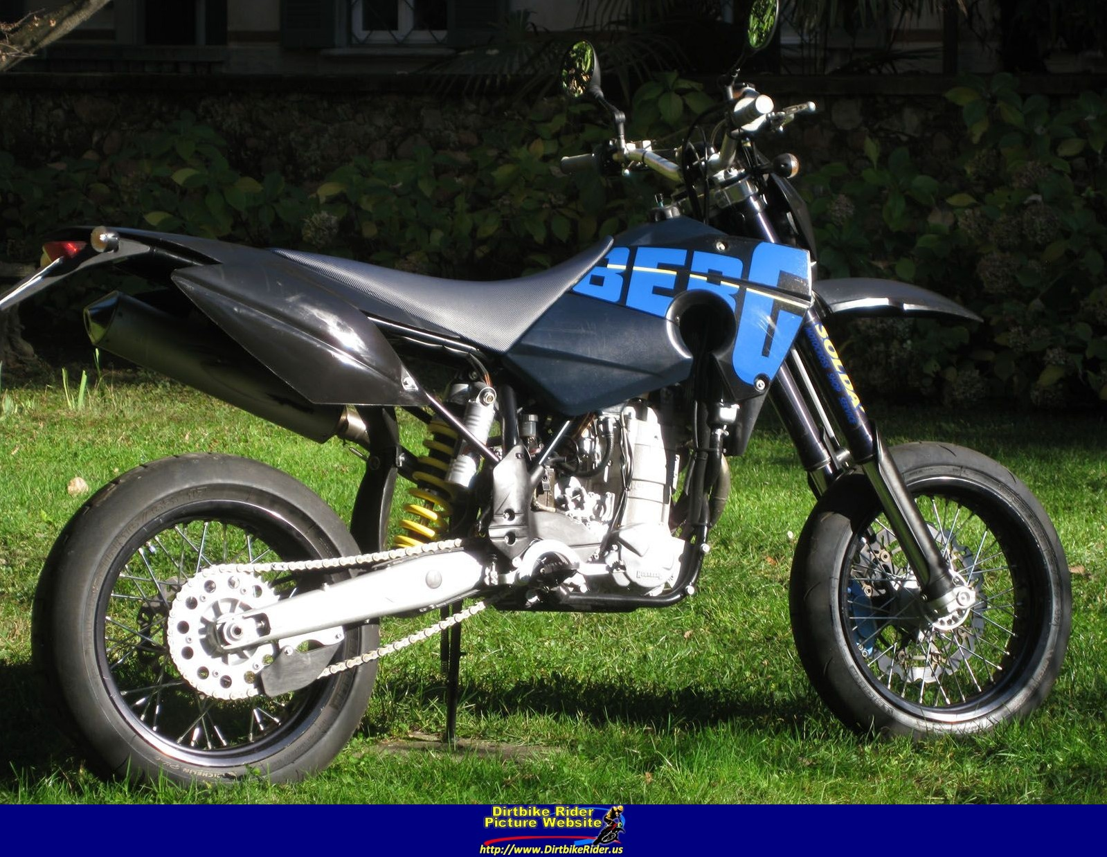 Husaberg FE 650 E 2009 wallpapers #142980
