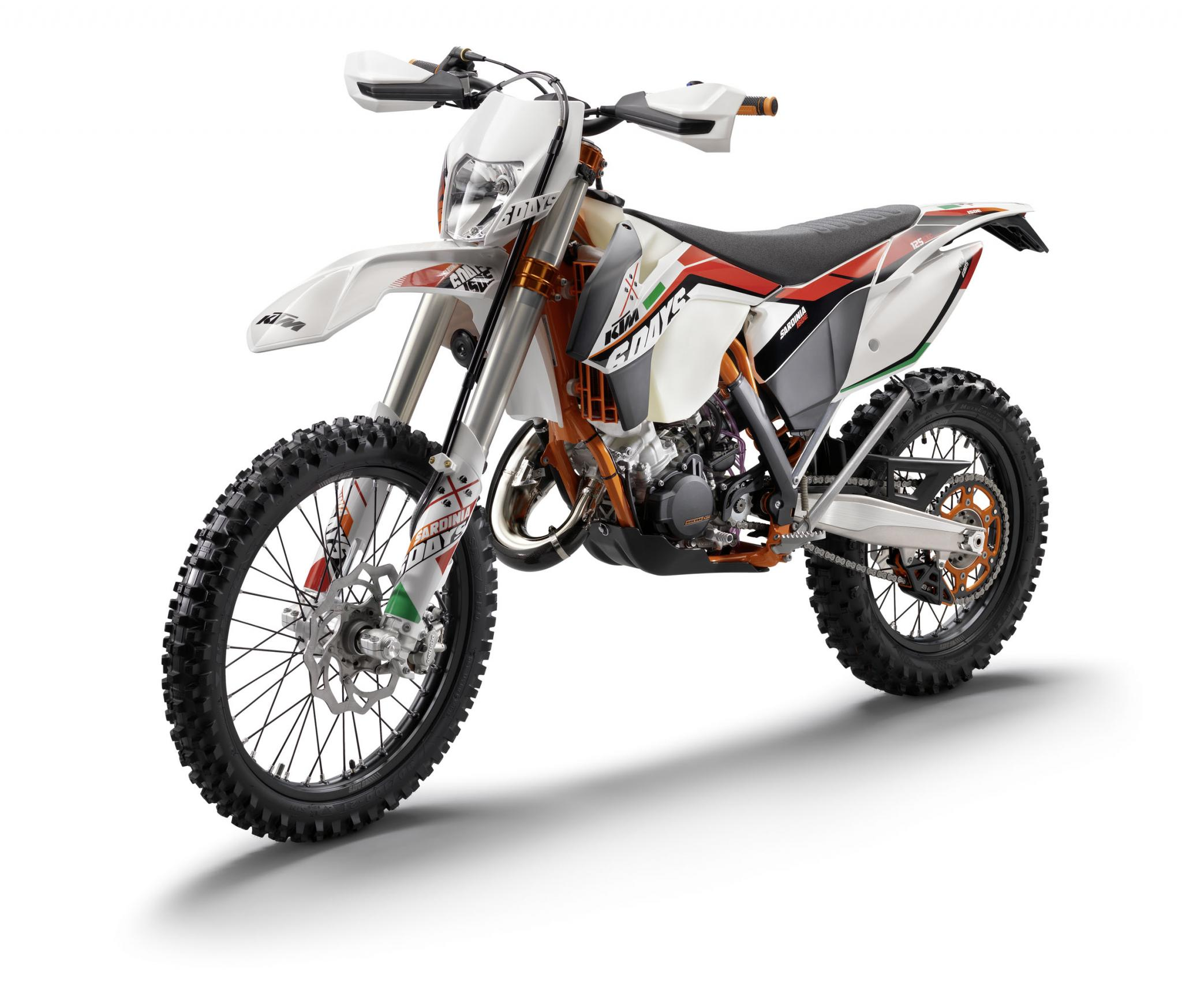 KTM 125 EXC 2010 wallpapers #161325