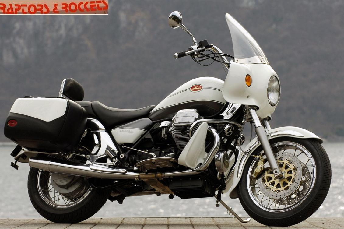 Moto Guzzi California EV 2005 images #173625