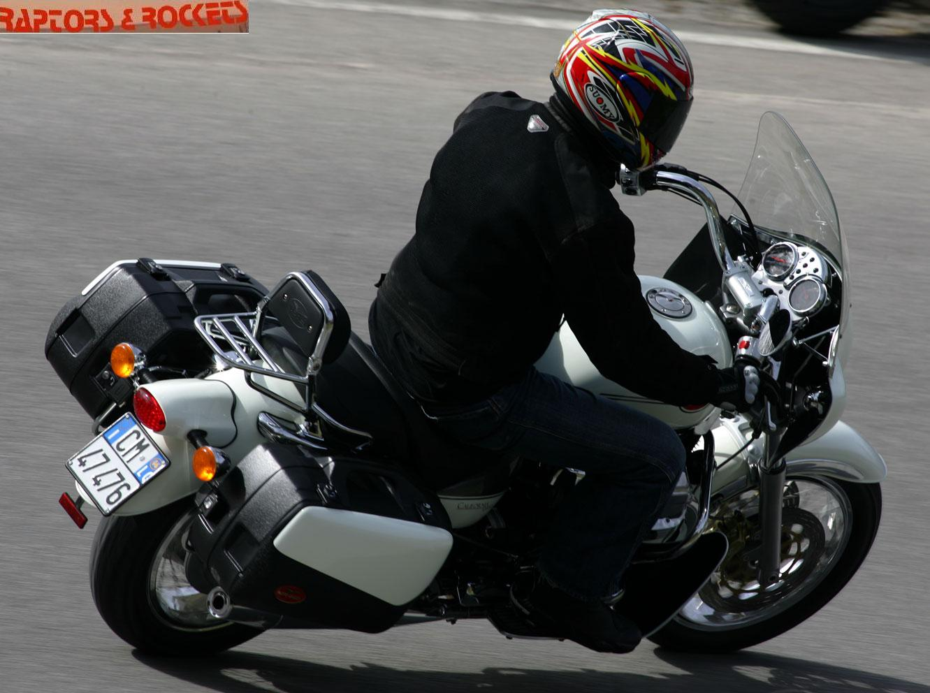 Moto Guzzi California EV Touring 2004 images #146650