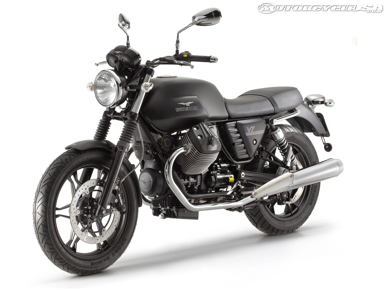 Moto Guzzi V7 Racer 2013 wallpapers #139608