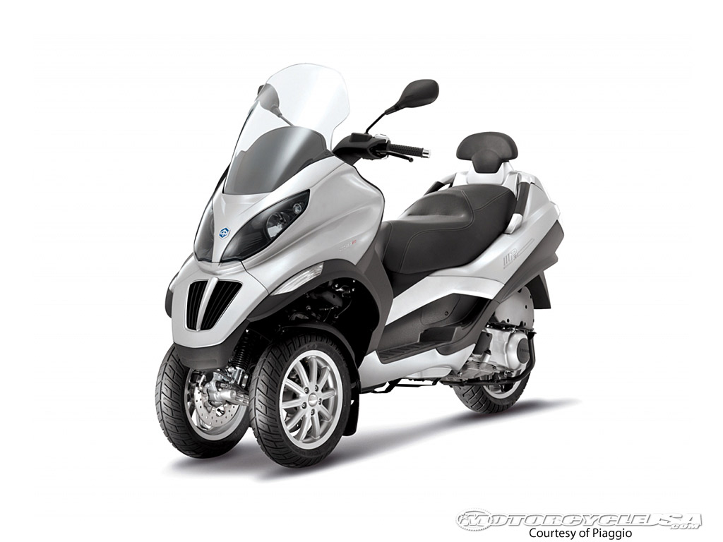 Piaggio MP3 Touring 400 2012 wallpapers #141594