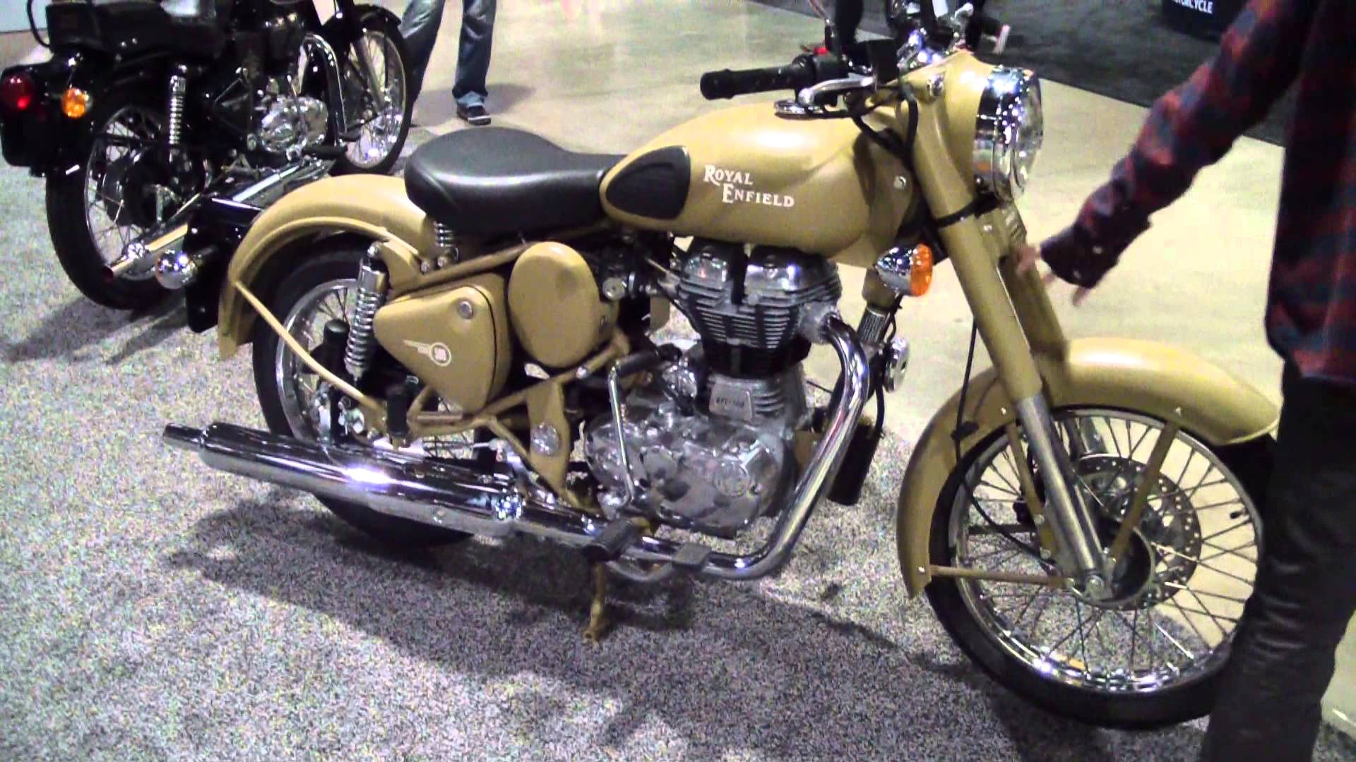 Royal Enfield Bullet 500 Army 1997 images #158645
