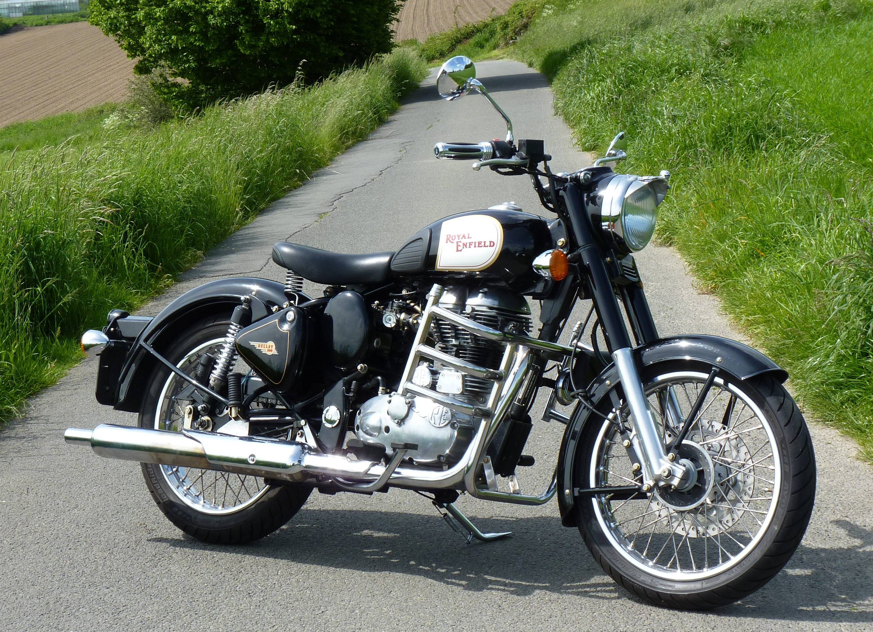 Royal Enfield Bullet 500 Electra 2008 images #123865