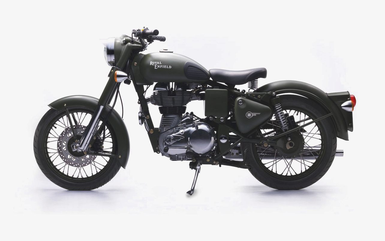 Royal Enfield Bullet G5 Classic EFI images #127313