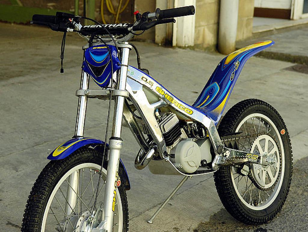Sherco 0.5 Trial images #124565