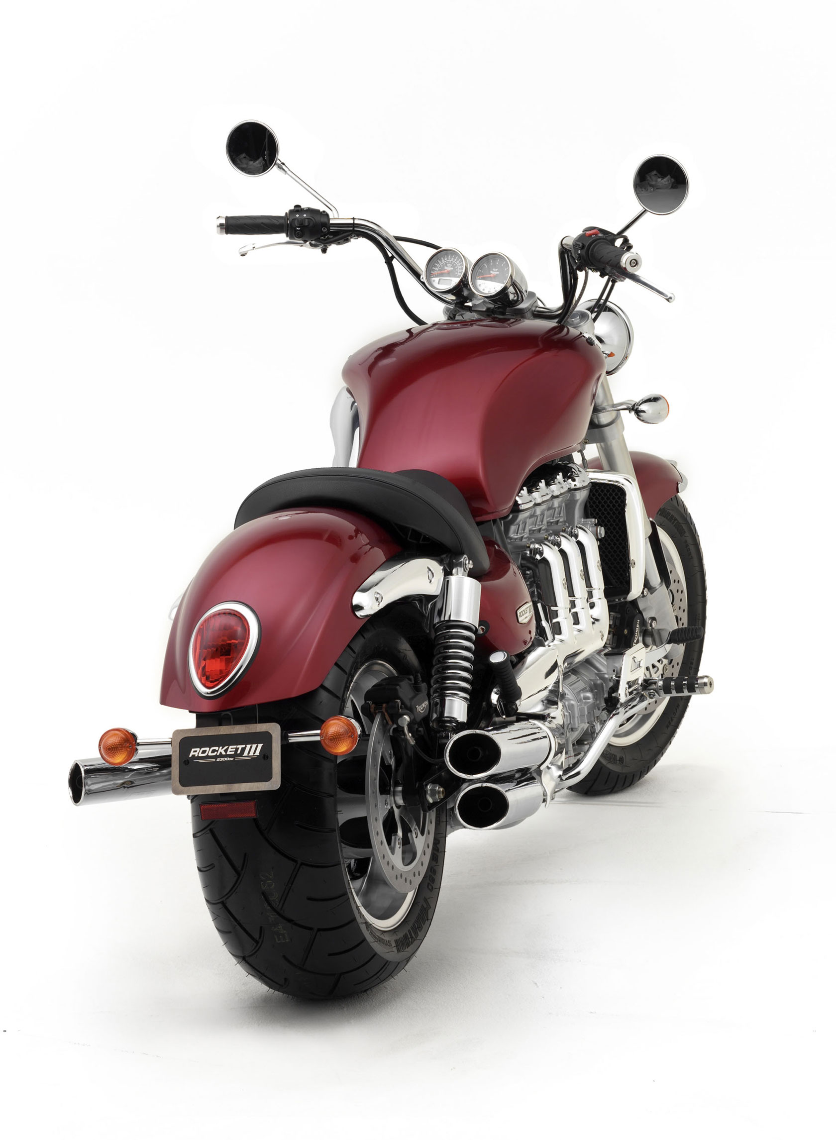 Triumph Rocket III 2004 images #125259