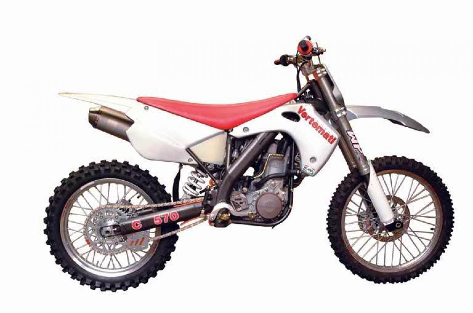 Vertemati E 501 Enduro wallpapers #132274