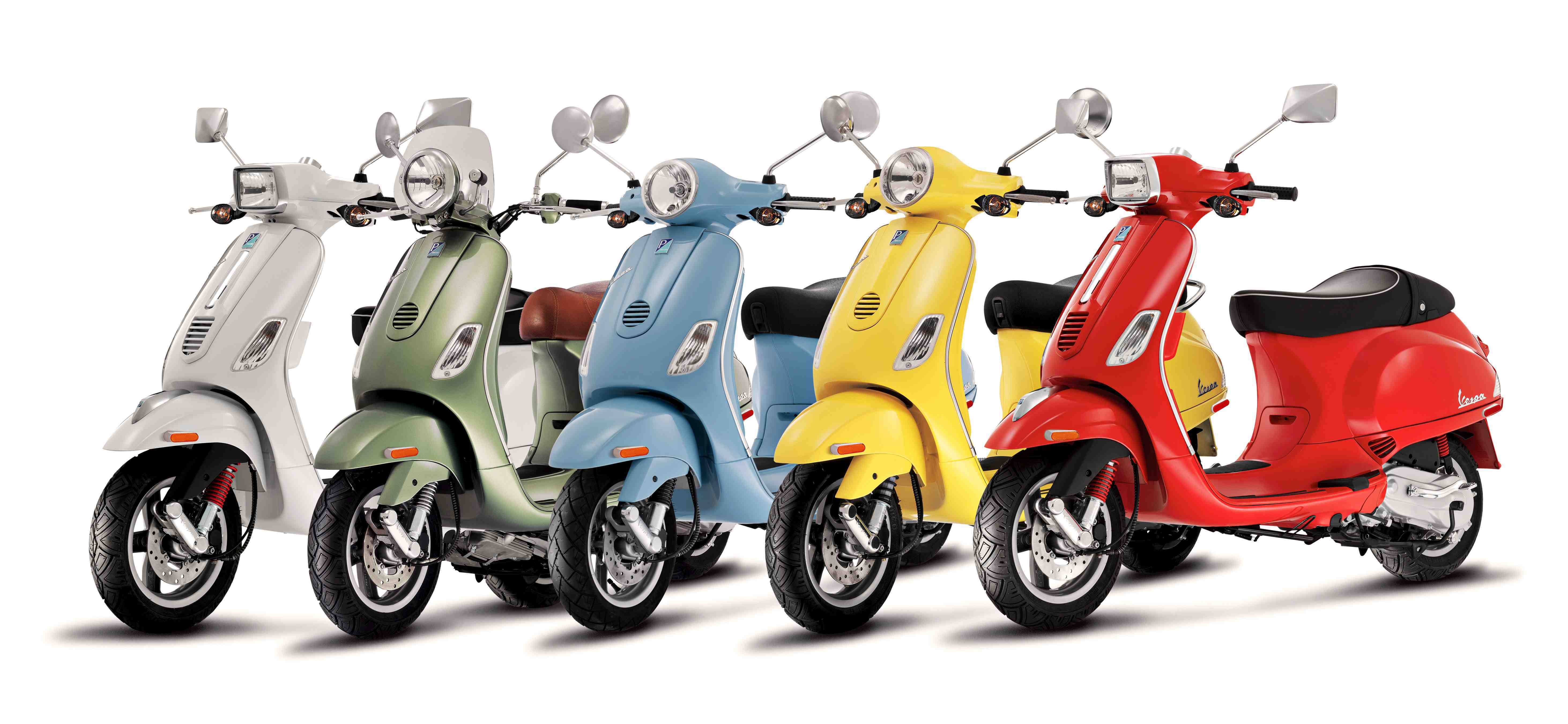 Vespa LX 150 wallpapers #130286