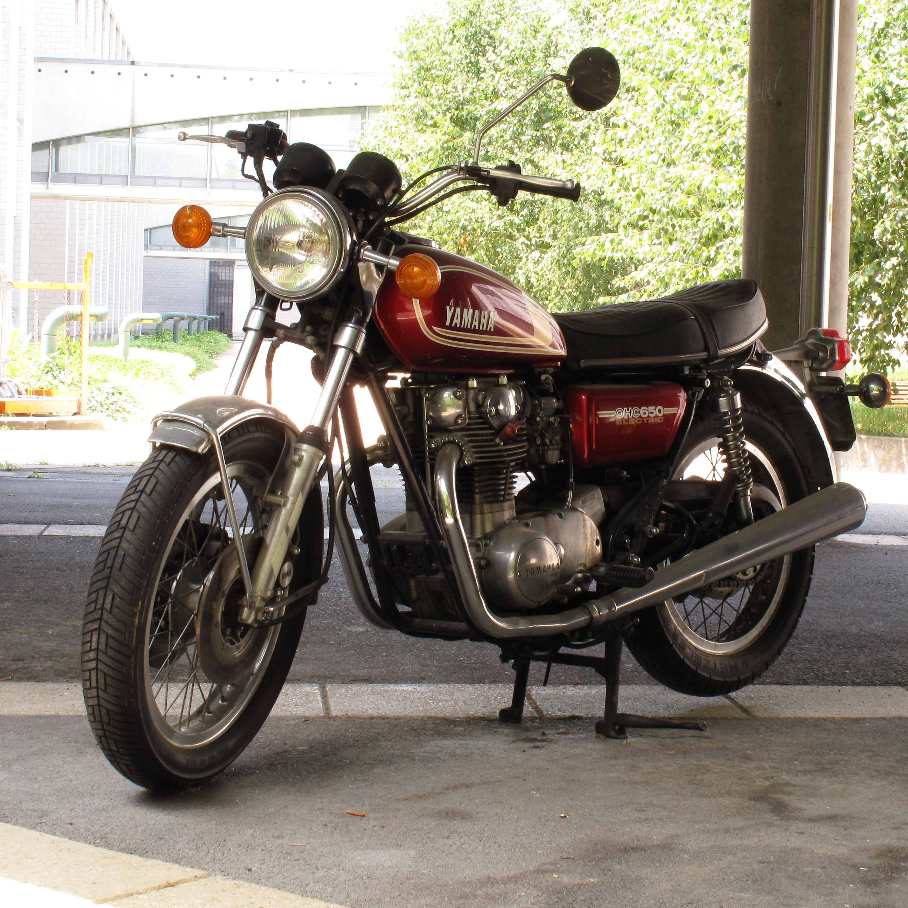 Yamaha AT 125 1970 images #155471