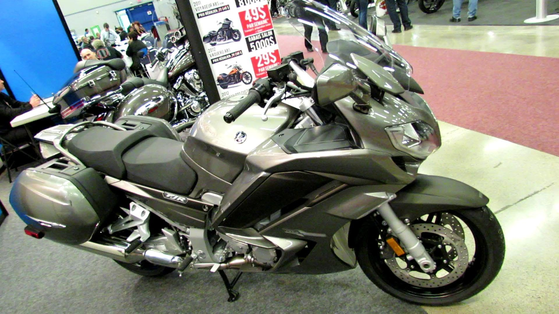 Yamaha FJR 1300 AS 2013 pics #58590