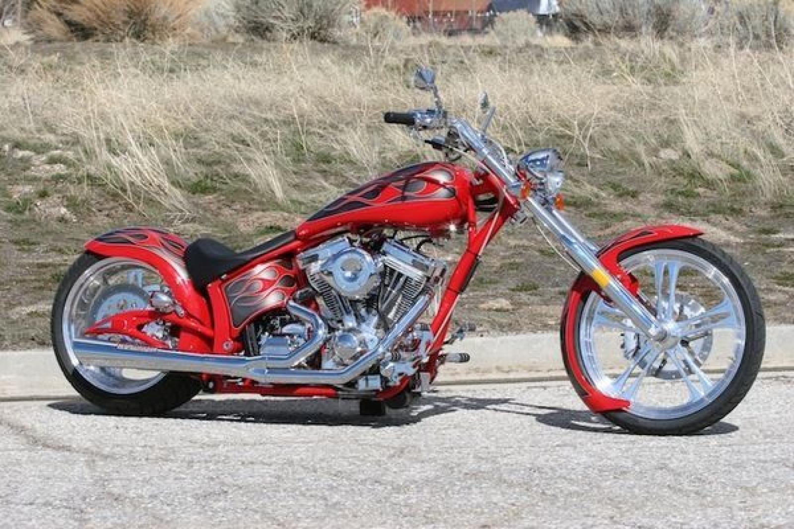 Big Bear Choppers Venom 100 EFI 2009 wallpapers #136529